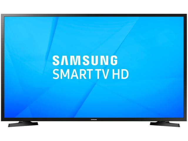 "Imagem de Smart TV LED 32"" Samsung J4290 Wi-Fi 2 HDMI 1 USB"