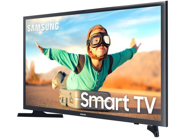 """Imagem de Smart TV LED 32"""" Samsung UN32T4300AGXZD"""