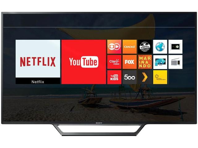 "Imagem de Smart TV LED 32"" Sony KDL-32W655D Full HD"