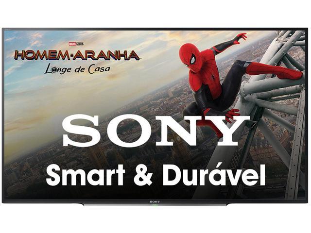 """Imagem de Smart TV LED 32"""" Sony KDL-32W655D Full HD"""