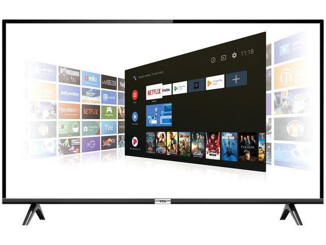 "Imagem de Smart TV LED 32"" TCL 32S6500 Android Wi-Fi HDR"