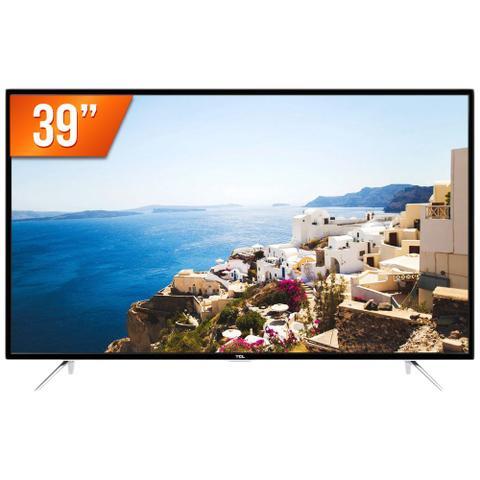 Imagem de Smart TV LED 39 Full HD Semp TCL L39S4900FS 3HDMI 2USB com Wifi e Conversor Digital Integrados