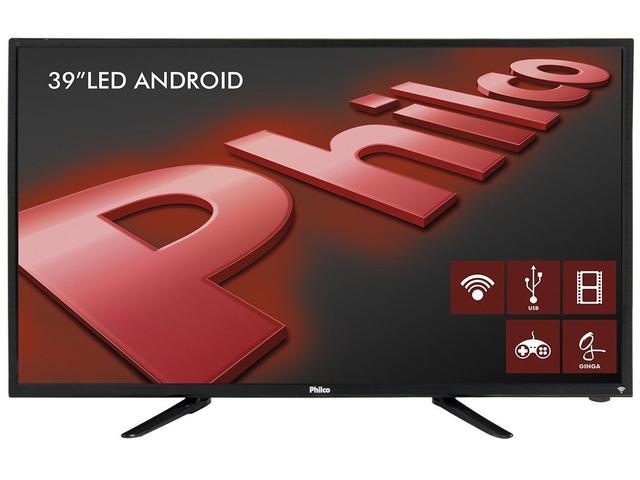 """Imagem de Smart TV LED 39"""" Philco PH39N91DSGWA"""