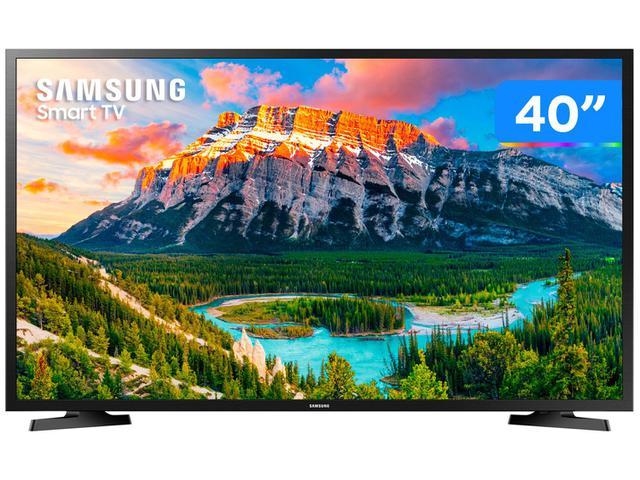 """Tv 40"""" Led Samsung Full Hd Smart - Un40j5290"""