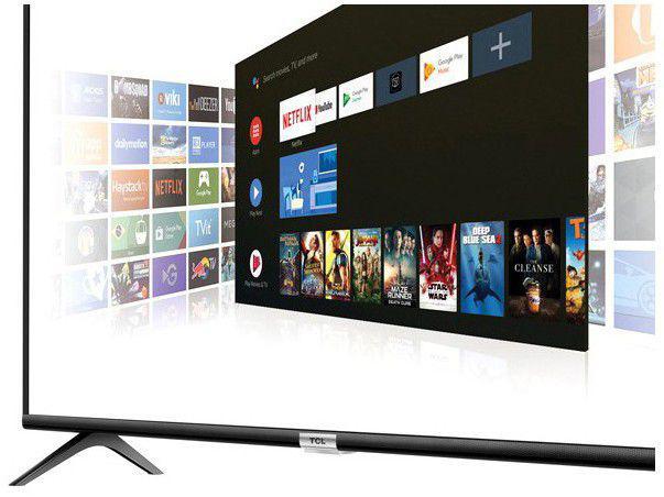 "Imagem de Smart TV LED 40"" SEMP TCL 40S6500 Full HD Android"