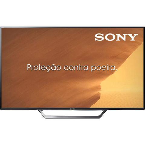 Imagem de Smart TV LED 40 Sony KDL-40W655D Full HD com Wi-Fi 2 USB 2 HDMI Motinflow 240 e X-Reality PRO
