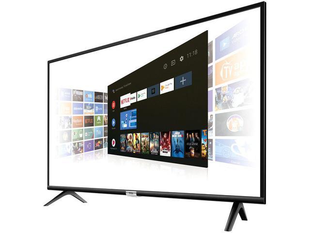 """Imagem de Smart TV LED 40"""" TCL 40S6500 Full HD Android Wi-Fi"""
