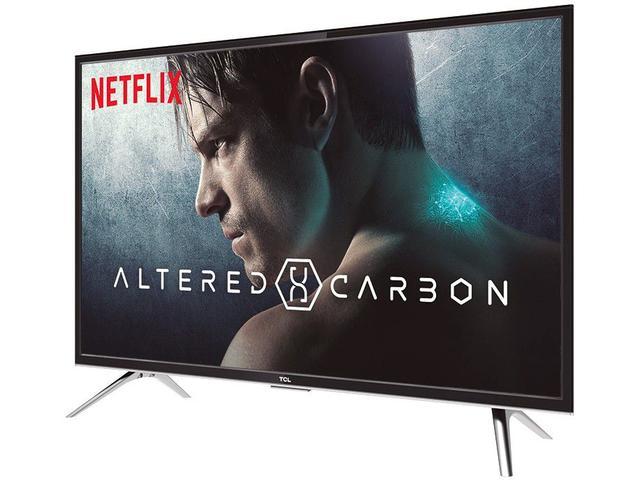 "Imagem de Smart TV LED 40"" TCL Full HD L40S4900FS"