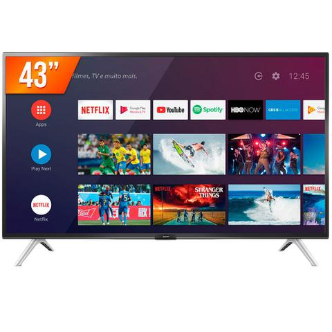"Tv 43"" Led Semp Full Hd Smart - 43s5300"