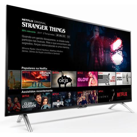 Imagem de Smart TV LED 43'' Full HD Semp 43S5300 2 HDMI 1 USB Wi-Fi Android