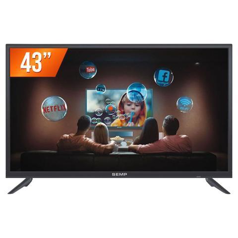 "Tv 43"" Led Semp Full Hd Smart - L43s3900fs"