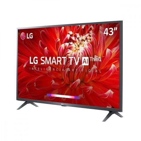 Imagem de Smart TV LED 43 LG 43LM6300PSB Full HD Wi-Fi Conversor Digital Integrado