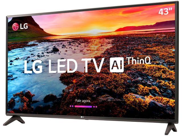 """Imagem de Smart TV LED 43"""" LG Full HD 43LK5750"""