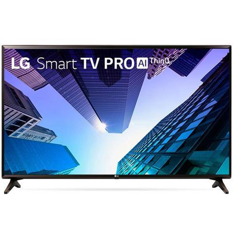 Imagem de Smart TV LED 43 LG Full HD ThinQ AI TV HDR webOS 4.0 Wi-Fi 1 USB 2 HDMI