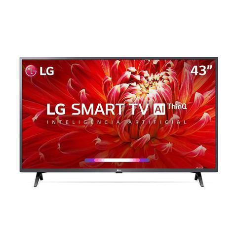 Imagem de Smart TV LED 43 LM6300PSB, Wi-Fi