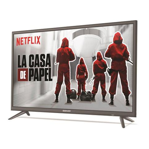 Imagem de Smart TV LED 43 Polegadas Semp Toshiba 43S3900 Full HD Conversor Digital 2 HDMI 1 USB Wi-Fi 60Hz