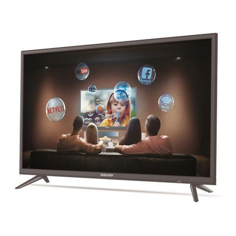 Imagem de Smart TV LED 43 Polegadas Semp Toshiba 43S3900 Full HD Conversor Digital 2 HDMI 1 USB Wi-Fi 60Hz