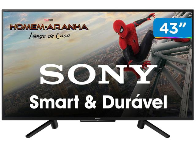 """Imagem de Smart TV LED 43"""" Sony KDL-43W665F Full HD"""