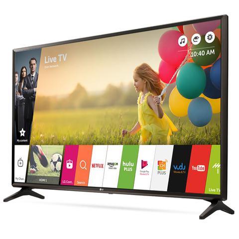 "Imagem de Smart TV LED 49"" LG 49LK5750 Full HD Wi-Fi HDR - Inteligência Artificial Conversor Digital 2 HDMI"