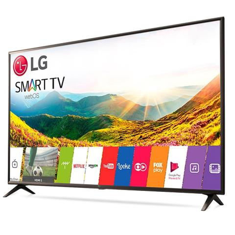 Imagem de Smart TV LED 49 Ultra HD 4K LG 49UK6310PSE HDMI USB Wi-Fi Conversor Digital Integrado