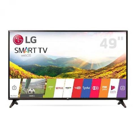 Imagem de Smart TV LED 49LJ5550 WebOS 3.5 49