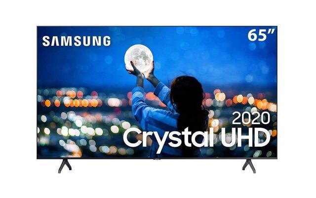 "Tv 65"" Led Samsung 4k - Ultra Hd Smart - Un65tu7000"