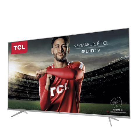 Imagem de Smart TV LED 50 4K UHD TCL P6US 3 HDMI 2 USB