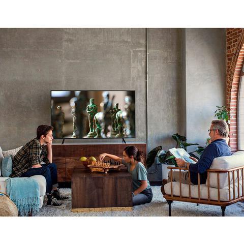 Imagem de Smart TV Led 50 Ultra HD Samsung 4K UN50NU7100GXZD Wi-Fi Conversor Digital HDMI USB