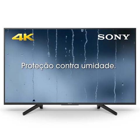 "Imagem de Smart TV LED 55"" KD-55X705F, 4K UHD,  Wi-Fi Integrado - Sony"