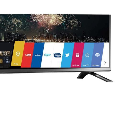 Imagem de Smart TV LED 55 Polegadas LG Slim 3D 4 Óculos 55LB6500