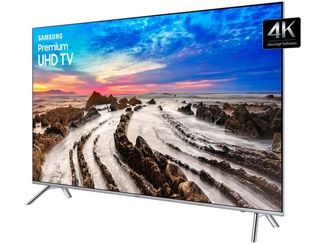 "Smart TV LED 55"" Samsung 4K Ultra HD 55MU7000 - Conversor Digital Wi ... 5c40d2c73ea6"
