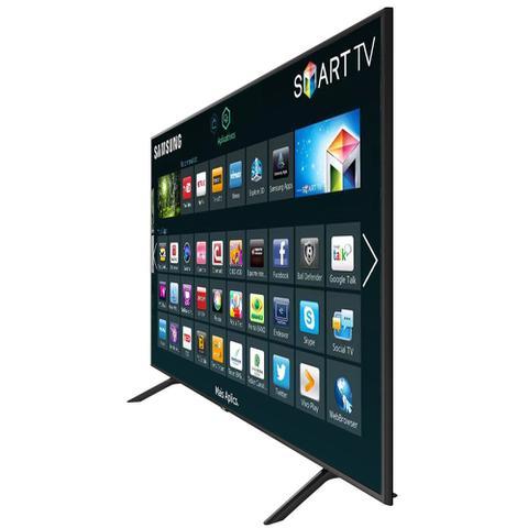 Imagem de Smart TV LED 58 Ultra HD 4K Samsung NU7100 HDMI USB Wi-Fi Integrado Conversor Digital