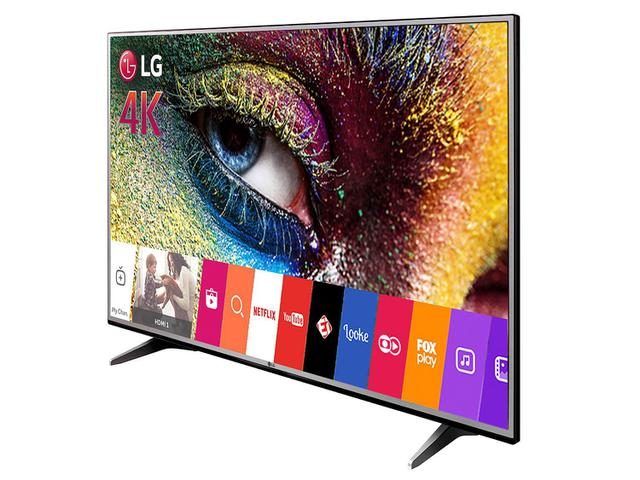 "Imagem de Smart TV LED 65"" LG 4K Ultra HD 65UH6150"