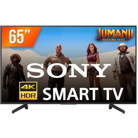 """Tv 65"""" Led Sony 4k - Ultra Hd Smart - Kd-65x705g"""