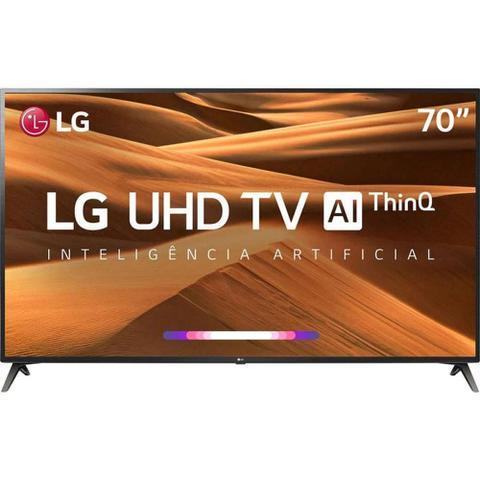 """Tv 70"""" Led LG 4k - Ultra Hd Smart - 70um7370"""