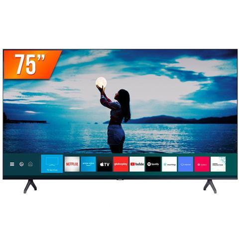 "Tv 75"" Led Samsung 4k - Ultra Hd Smart - Un75tu7020"