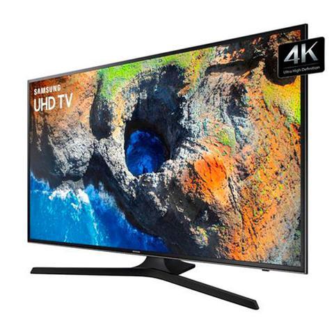 Imagem de Smart TV LED 75 Polegadas Samsung UN75MU6100 UHD 4K HDR Premium com Conversor Digital HDMI USB 120Hz