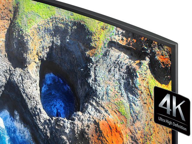 """Imagem de Smart TV LED Curva 55"""" Samsung 4K/Ultra HD"""