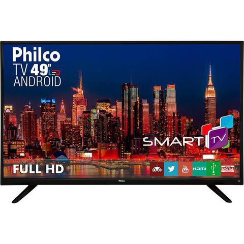 Imagem de Smart TV LED Philco 49