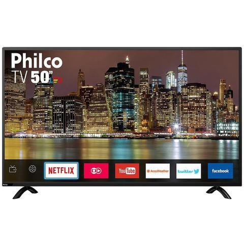 """Tv 50"""" Led Philco Full Hd Smart - Ptv50e60sn"""