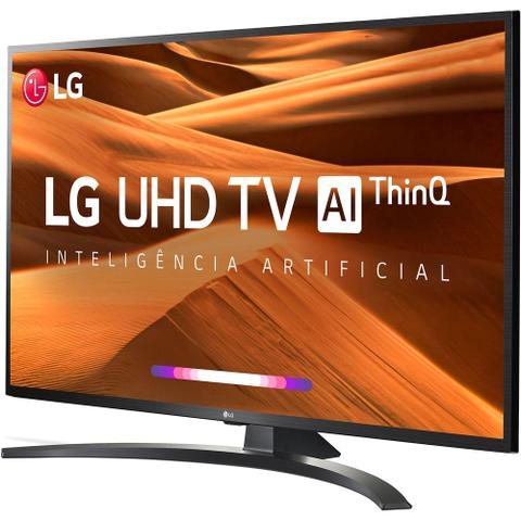 Imagem de Smart TV LED PRO 55'' Ultra HD 4K LG 55UM 761 4 HDMI 2 USB Wi-fi Conversor Digital