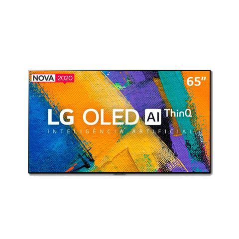"Tv 65"" Oled LG 4k - Ultra Hd Smart - Oled65gx"