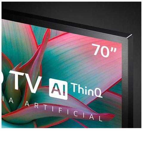 Imagem de Smart TV LG LED 4K 70