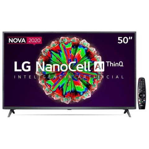 Imagem de Smart TV LG NanoCell 50