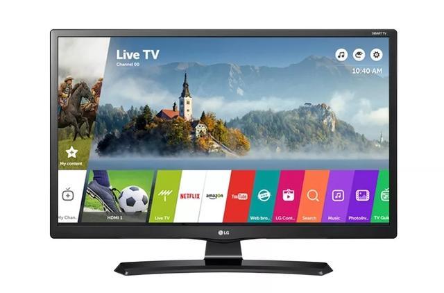 Imagem de Smart TV Monitor LG LED 28