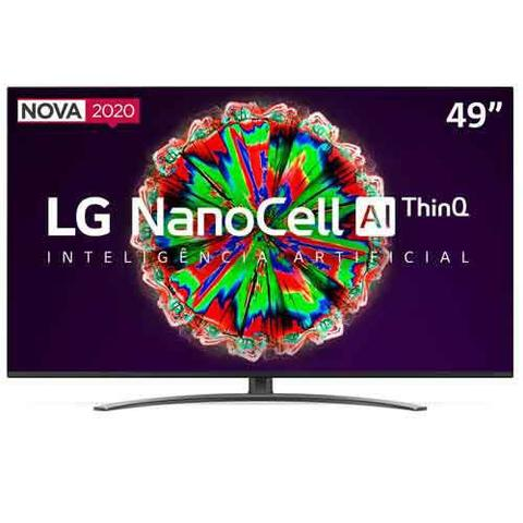 Imagem de Smart TV NanoCell 4K LG LED 49