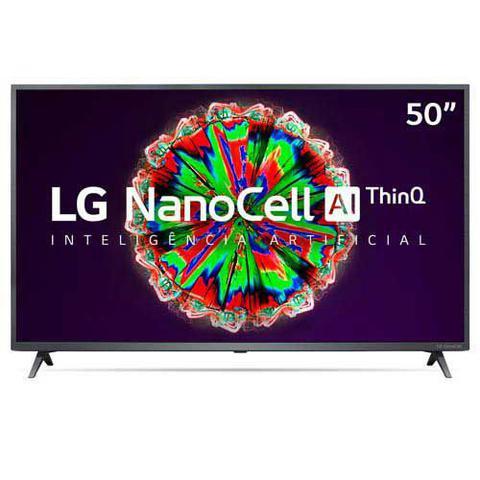 Imagem de Smart TV NanoCell 4K LG LED 50