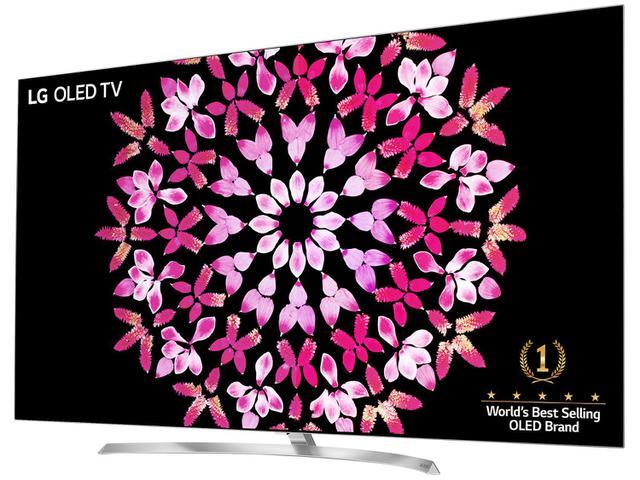 "Imagem de Smart TV OLED 55"" LG 4K/Ultra HD OLED55B7P"