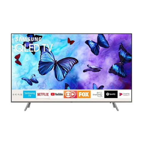 Imagem de Smart TV QLED 55 Polegadas Samsung QN55Q6FNAGXZD 4K 2 USB 4 HDMI