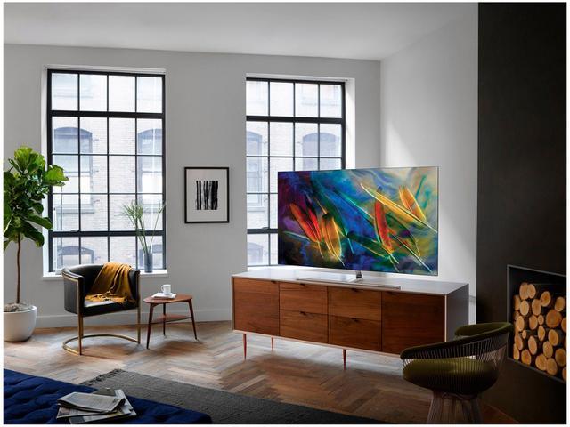 "Imagem de Smart TV QLED 55"" Samsung 4K/Ultra HD 55Q7FAM"
